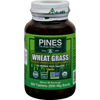 Pines International Wheat Grass - 500 mg - 250 Tablets HGR 0715029