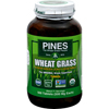 Pines International Wheat Grass - 500 mg - 500 Tablets HGR 0716027