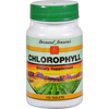Bernard Jensen Chlorophyll - 100 Tablets HGR 0717728