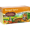 Celestial Seasonings Herbal Tea - Bengal Spice - Caffeine Free - 20 Bags HGR 720581