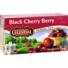 Celestial Seasonings Herbal Tea - Black Cherry Berry - Caffeine Free - 20 Bags HGR 720680