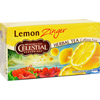 Celestial Seasonings Herbal Tea - Lemon Zinger - 20 Bags HGR 0720888