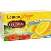 New Health & Wellness: Celestial Seasonings - Herbal Tea - Lemon Zinger - 20 Bags