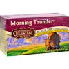 coffee & tea: Celestial Seasonings - Black Tea - Morning Thunder - 20 Bags