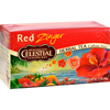 Celestial Seasonings Herbal Tea - Caffeine Free - Red Zinger - 20 Bags HGR 721084
