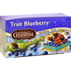 Celestial Seasonings Herbal Tea - Caffeine Free - True Blueberry - 20 Bags HGR 721241