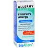 Bio-Allers Childrens Allergy Treatment - 1 fl oz HGR 0724419