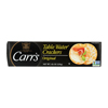 Carr's Bite Size Table Water Cracker - Case of 12 - 4.25 oz. HGR 0725929