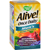 Nature's Way Alive Once Daily Mens Multi-Vitamin - 60 Tablets HGR 0726521