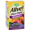 Nature's Way Alive Once Daily Womens Multi-Vitamin Ultra Potency - 60 Tablets HGR 0726547