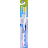 Mouth Watchers Antibacterial Adult Toothbrush Display Case - Blue - Case of 20 HGR 0727917