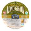 Lundberg Family Farms Organic Long Grain Brown Rice - Case of 12 - 7.4 oz. HGR 0728584