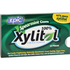 Epic Dental Spearmint Gum - Xylitol Sweetened - Case of 12 - 12 Pack HGR 0731828