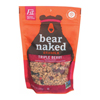 breakfast and cereal bars: Bear Naked - Granola - Triple Berry Fit - Case of 6 - 12 oz.