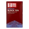 Equal Exchange Organic Black Tea - Black Tea - Case of 6 - 20 Bags HGR 0737049