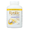 Cough Cold Tablets Capsules: Kyolic - Aged Garlic Extract Cholesterol Formula 104 - 300 Capsules