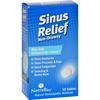 NatraBio Sinus Relief Non-Drowsy - 60 Tablets HGR 0737478