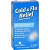 NatraBio Cold and Flu Relief Non-Drowsy - 60 Tablets HGR 0737494