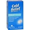 NatraBio Cold Relief Non-Drowsy - 60 Tablets HGR 0737536