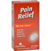 NatraBio Pain Relief - 60 Tablets HGR 0737718