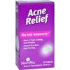 NatraBio Acne Relief - 60 Tablets HGR 0737759