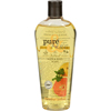 Pure and Basic Bath and Body Wash Grapefruit Verbena - 12 fl oz HGR 0740373