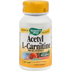 Nature's Way Acetyl L-Carnitine - 500 mg - 60 Vegetarian Capsules HGR 0740852