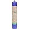 New Health & Wellness: Aloha Bay - Chakra Pillar Candle, Indigo - Abundance