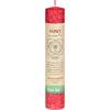 "New Health & Wellness: Aloha Bay - Chakra Pillar Candle - Red - 8"""