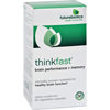 Condition Specific Memory Mental Clarity: FutureBiotics - ThinkFast - 60 Vegetarian Capsules