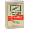 Tea Tree Therapy Toothpicks Cinnamon - 100 Toothpicks - Case of 12 HGR 0745075