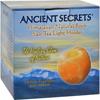 Ancient Secrets Himalayan Natural Rock Salt Tea Light Holder - Medium - 1 Holder HGR 0747170