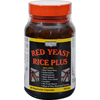 Only Natural Red Yeast Rice Plus - 60 Vcaps HGR 0747857