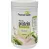 Naturade Pea Protein Vanilla - 15.66 oz HGR 0751156