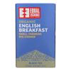 Equal Exchange Organic English Breakfast Tea - English Breakfast Tea - Case of 6 - 20 Bags HGR 0751164