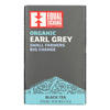 Equal Exchange Organic Earl Grey Tea - Grey Tea - Case of 6 - 20 Bags HGR 0751784