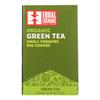 Equal Exchange Organic Green Tea - Green Tea - Case of 6 - 20 Bags HGR 0751818