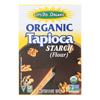 Let's Do Organic Tapioca Starch - Organic - 6 oz.. - Case of 6 HGR 0753095