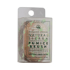 Shampoo Body Wash Bath Accessories: Earth Therapeutics - Natural Sierra Pumice Brush - 1 Brush