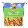 Dr. Mcdougall's Vegan Pad Thai Noodle Soup Big Cup - Case of 6 - 2 oz.. HGR 0756817
