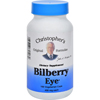 Ring Panel Link Filters Economy: Dr. Christopher's - Bilberry Eye - 435 mg - 100 Vegetarian Capsules