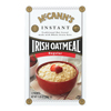 Mccann's Irish Oatmeal Instant Oatmeal Regular - Case of 12 - 11.85 oz.. HGR 0761262