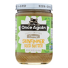 Once Again Sunflower Butter - Organic - Creamy - 16 oz.. - case of 12 HGR0766451