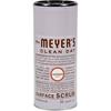 Mrs. Meyer's Surface Scrub - Lavender - Case of 6 - 11 oz HGR 766485