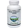 Supplements Efas Epos Fish Oils: Maxi Health Kosher Vitamins - Maxi Health Maxi-Omega-3 2000 - 100 MaxiGels