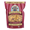 Granola - Nutty Cranberry Maple - Case of 4 - 22 oz..