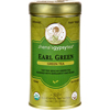 Clean and Green: Zhena's Gypsy Tea - Earl Green Tea - Case of 6 - 22 Bags