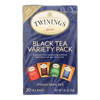Twinings Tea Black Tea - Case of 6 - 20 Bags HGR 0771055