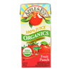 Apple and Eve Organic Juice Fruit Punch - Case of 6 - 40 Bags HGR 0772897