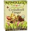 Candy Chewy Candy: Ginger People - Organic Crystallized Ginger Box - 4 oz - Case of 12
